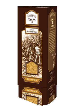 Zahar brun 500gr Mauritius