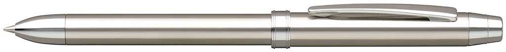 Pix multifunctional de lux PENAC Ele-SS, in cutie cadou, corp argintiu - accesorii argintii