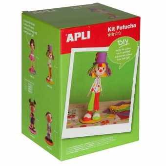 Set lucru manual APLI, clown