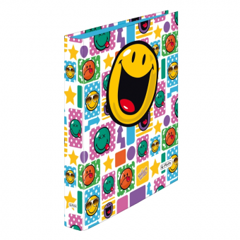 CAIET MECANIC A4 2 INELE SMILEY WORLD HAPPY