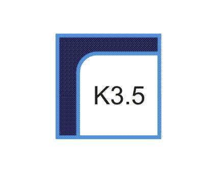 CUTIT DE SCHIMB PENTRU WARRIOR 21144 AE-1 tip S - K3,5