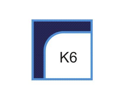 CUTIT DE SCHIMB PENTRU WARRIOR 21144 AE-1 tip M - K6