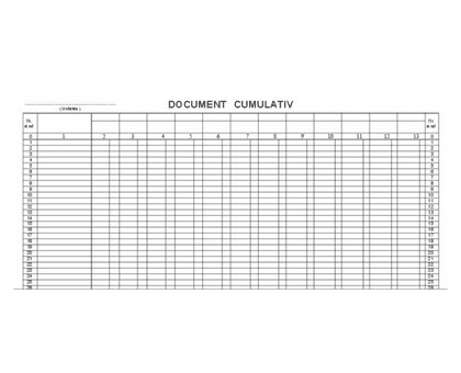 DOCUMENT CUMULATIV A3