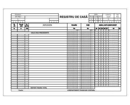REGISTRU DE CASA A4