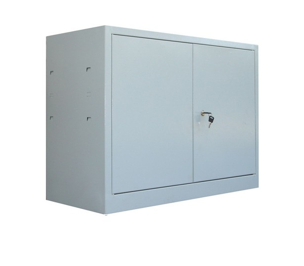 FISET METALIC CU 1 RAFT 900x400x600 mm (LxlxH), 35 kg/polita, model 2, ECO