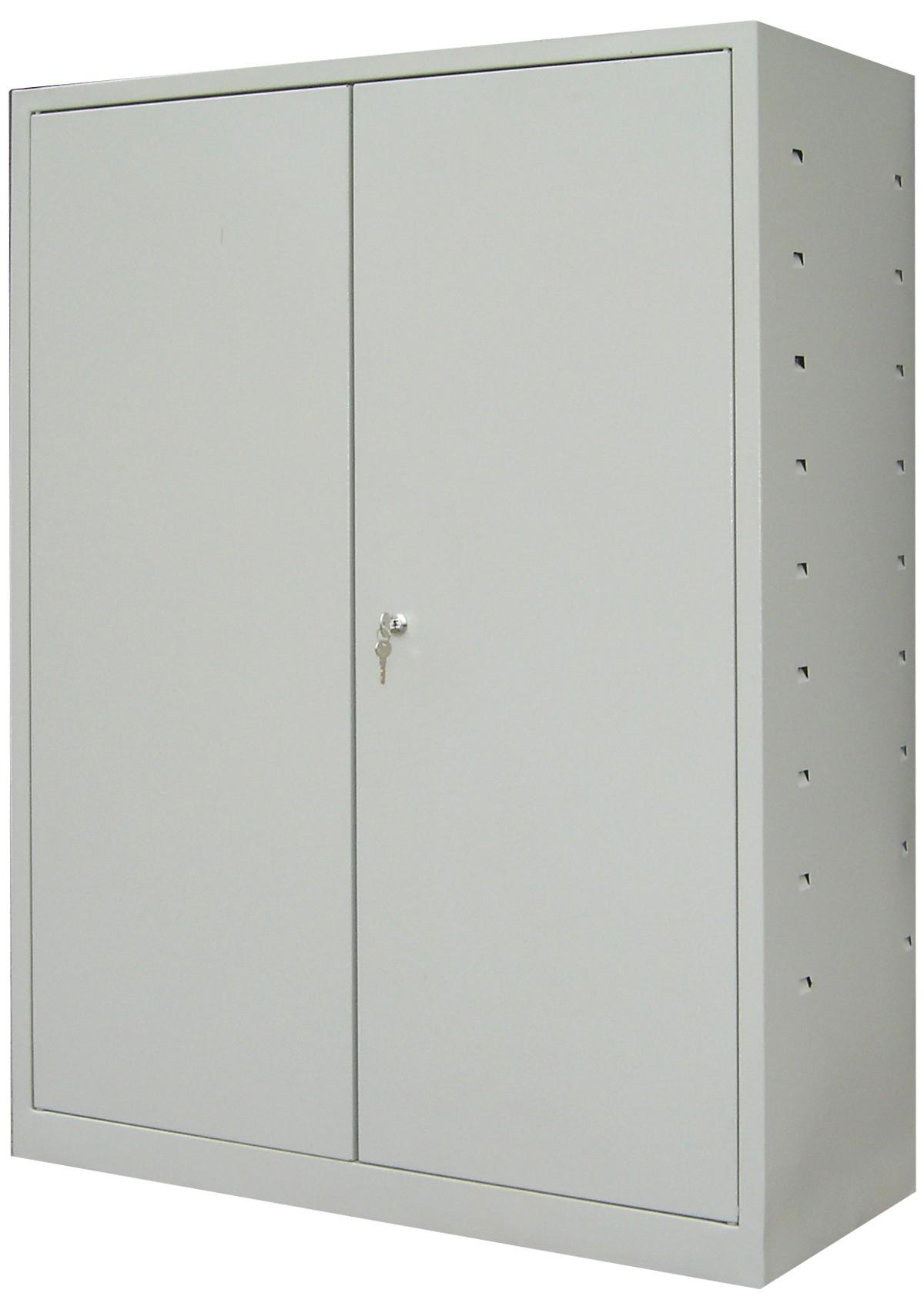 FISET METALIC CU 2 RAFTURI 900x400x1200 mm (LxlxH), 35 kg/polita, ECO