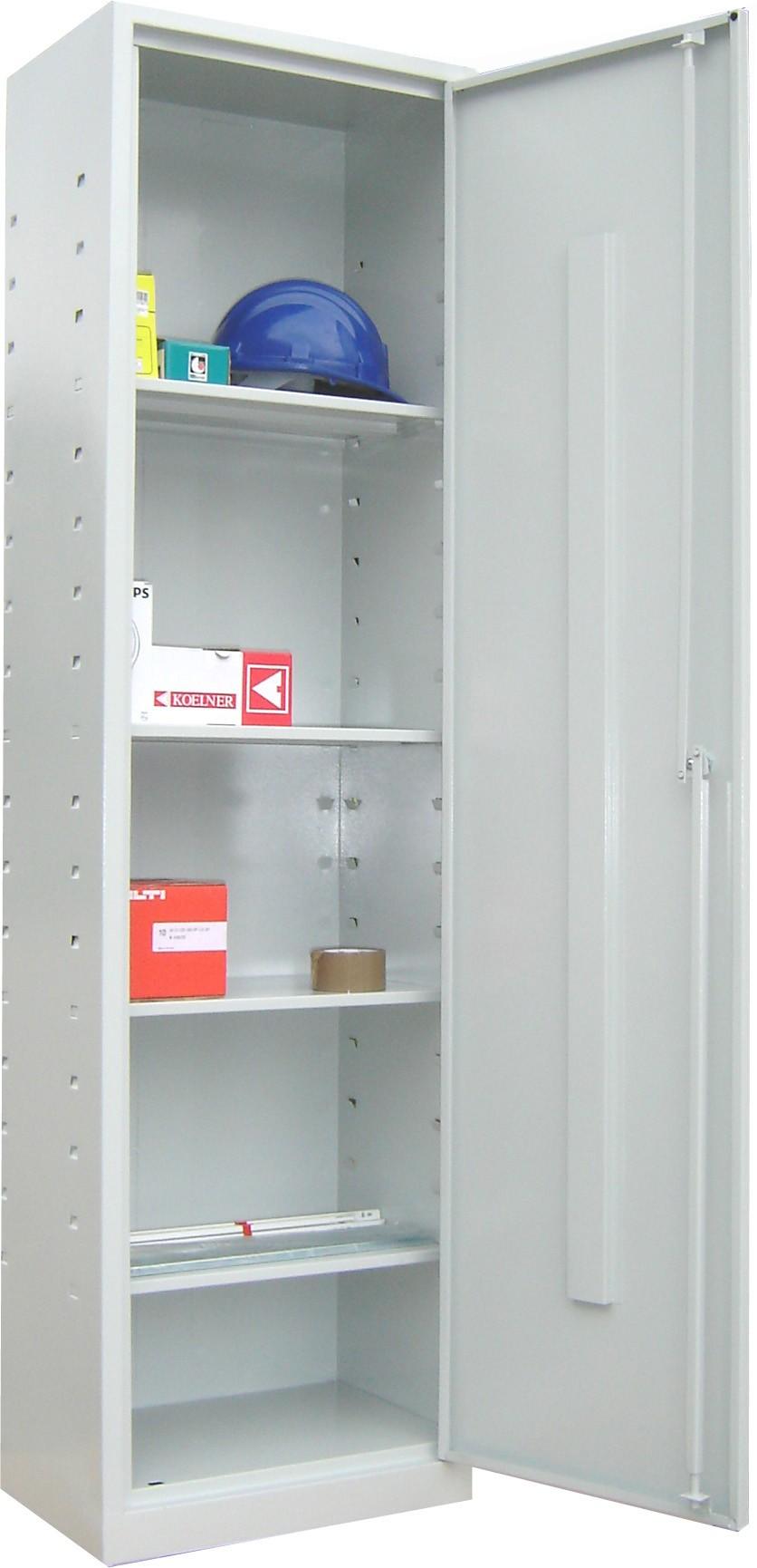 FISET METALIC MINI CU 4 RAFTURI 500x350x1800 mm (LxlxH), 35 kg/polita, ECO