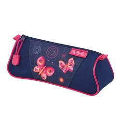 NECESSAIRE TRIUNGHIULAR BUTTERFLY DREAMS