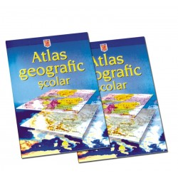 ATLAS GEOGRAFIC SCOLAR V - VIII