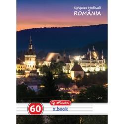 CAIET A4 60 FILE DICTANDO ROMANIA