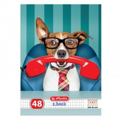 CAIET A5 48F PATRATELE COOL DOG