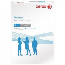 HARTIE XEROX BUSINESS A3, 80 g/mp