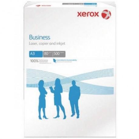 HARTIE XEROX BUSINESS A3, 80 g/mp