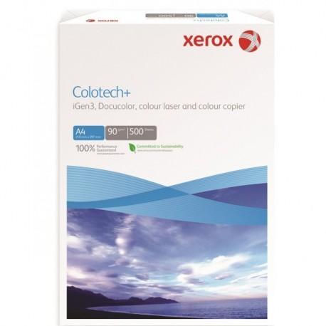 CARTON XEROX COLOTECH+ A4, 90 g/mp, 500 coli/top