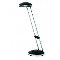 Lampa de birou cu led, 3W, Office Products - neagra