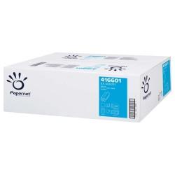 Servetele pliate Z albe 2 straturi, 24x20,3cm, 200 buc/pachet, 20 pachete/bax, Papernet