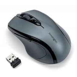 Kensington Pro Fit® Mouse Wireless dimensiune medie, gri