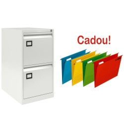 CLASIFICATOR METALIC CU 2 SERTARE X271+CADOU!!! (10 DOSAR SUSPENDABIL ELBA Verticflex)