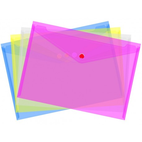 Mapa buton A4 soft