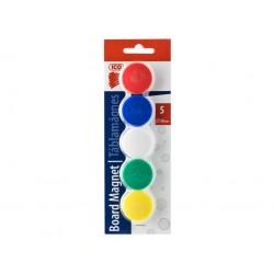 Magneți 30 mm pentru Whiteboard ICO