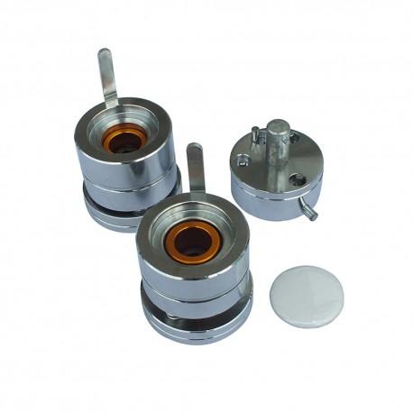 STANTA METALICA PRODUCTIE INSIGNE ROTUNDE GMD-44, diametru 44 mm