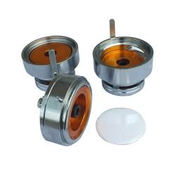 STANTA METALICA PRODUCTIE INSIGNE ROTUNDE GMD-110, diametru 110 mm