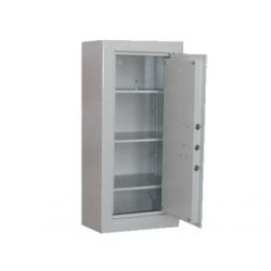 SEIF METALIC CU CHEIE 800, 367x320x800 mm (LxlxH), ECO+
