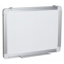 TABLA ALBA MAGNETICA 150x100 cm rama aluminiu, +Plus Office