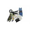 SUPORT PVC RIGID PENTRU CARDURI DIN PLASTIC, 50 buc/set