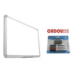 TABLA MAGNETICA SMART 90X120 cm (calitate Premium 3 ani garantie)+CADOU! (Set 4 markere+burete)