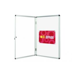 AVIZIER TIP TABLA ALBA MAGNETICA 67.4X72 cm, BI-OFFICE