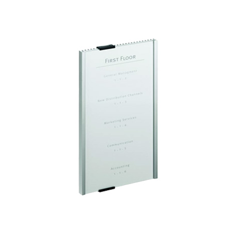 INFO SIGN DURABLE 149x297 mm