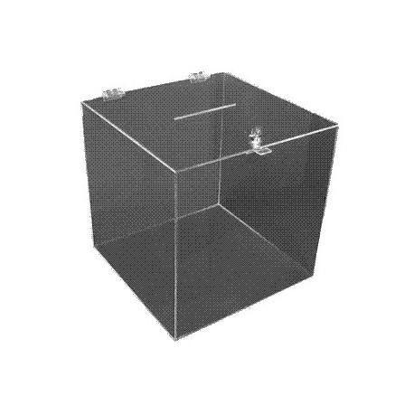 URNA PLASTIC, 400x400 mm