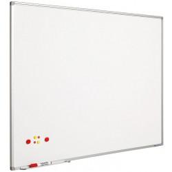 Tabla alba magnetica 45 x 60 cm, profil aluminiu SL, SMIT