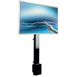 "Suport vertical de perete pentru monitor Focus touch 55""-70"", electric, SMIT"