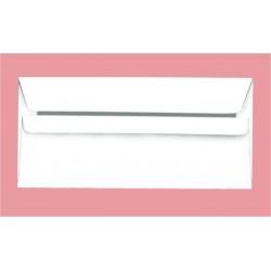 Plic C6 alb autoadeziv (114x162mm) 25buc/set