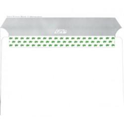 Plic C6 alb siliconic (114x162mm)25buc/set