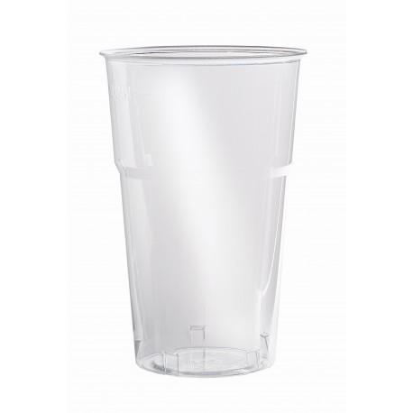 Pahare plastic 250 ml. ,50/set