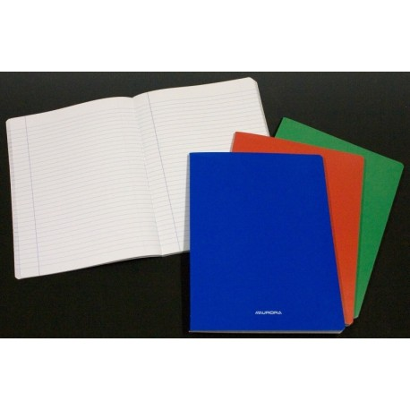 Caiet A4, 60 file - 80g/mp, liniat stanga, coperta carton laminat, AURORA - matematica