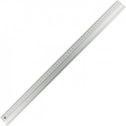 Rigla din aluminiu, 50cm, ALCO