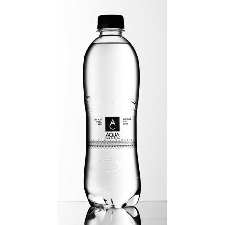 Apa minerala Aqua Carpatica 0.5 L, 12 buc/bax