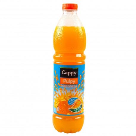Cappy puply portocala 1,5 L, 6 buc/bax