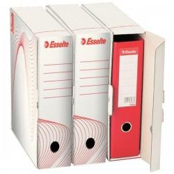 Cutie de arhivare pentru bibliorafturi, ESSELTE