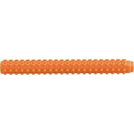 Marker pentru colorat ARTLINE Stix, varf flexibil (tip pensula) - orange