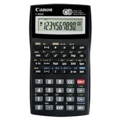 Calculator stiintific, 10+2 digits, 140 functii, baterie CR2032 -CANON