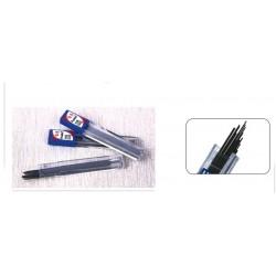 Mine pentru creion mecanic 0,5mm, 12buc/set, FOSKA