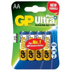 Baterie ultraalcalina R6,AA, 2 buc/set - GP