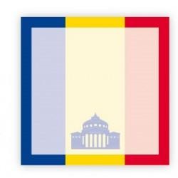 "Cub notes autoadeziv 70 x 70 mm, 400 file, Stick""n Romania"