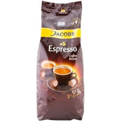 Cafea JACOBS ESPRESSO, boabe, 1 Kg
