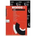 Indigo negru pentru masina de scris A4 100coli/top , Kores